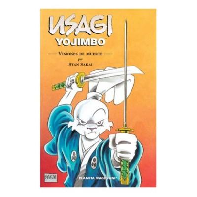 Usagi Yojimbo Nº 20: Visiones de Muerte