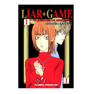 Liar Game Nº 01
