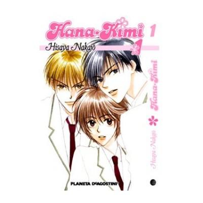 Hana-Kimi Nº 1