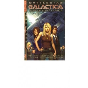 Battlestar Galactica Nº 01