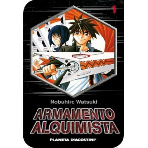 Armamento Alquimista Nº 01