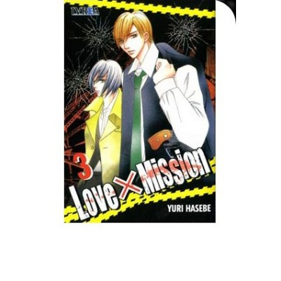 Love x Mission Nº 03