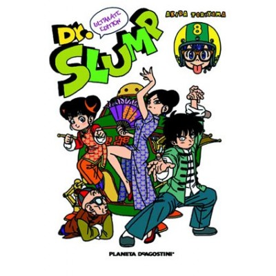 Dr.Slump Ultimate Edition Nº 08