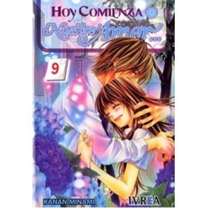 Hoy Comienza Nuestro Amor Nº 09