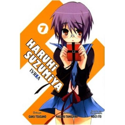 Haruhi Nº 07