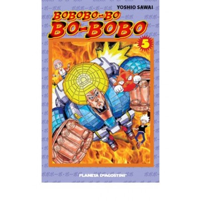 BoBoBo Nº 05