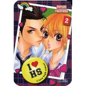 I Love High School Nº 02