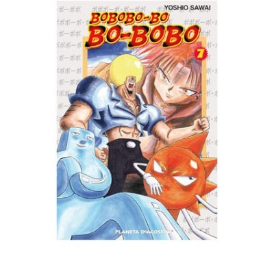 BoBoBo Nº 07