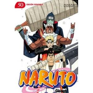 Naruto Nº 50