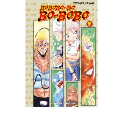 BoBoBo Nº 09