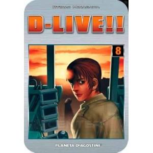 D-Live!! Nº 08