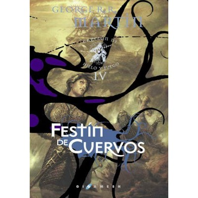 Cancion de Hielo y Fuego IV - Festin de Cuervos (Cartone)