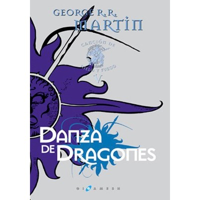 Cancion de Hielo y Fuego V - Danza de Dragones (Cartoné)