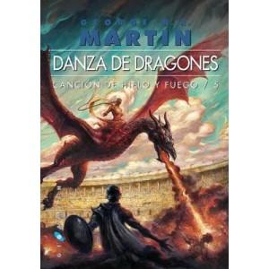 Canción de Hielo y Fuego V - Danza de Dragones (Rústica)