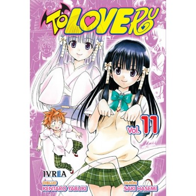 To-Love Ru Nº 11
