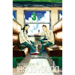 Las Vacaciones de Jesus y Buda nº 03