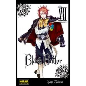 Black Butler nº 07