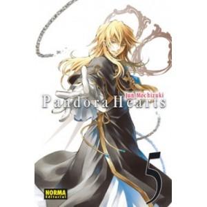 Pandora Hearts nº 05