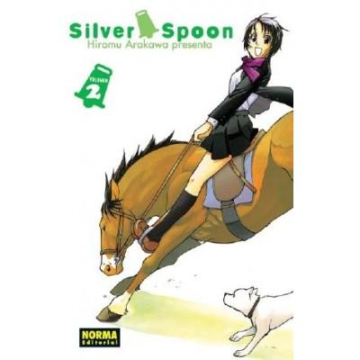 Silver Spoon nº 02