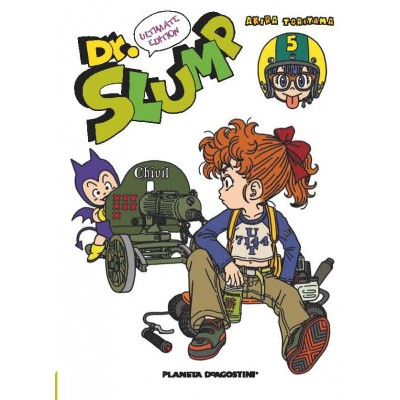 Dr. Slump Ultimate Edition Nº 05