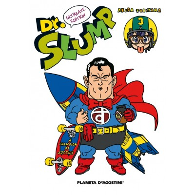 Dr. Slump Ultimate Edition Nº 03