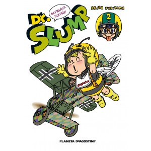 Dr. Slump Ultimate Edition Nº 02