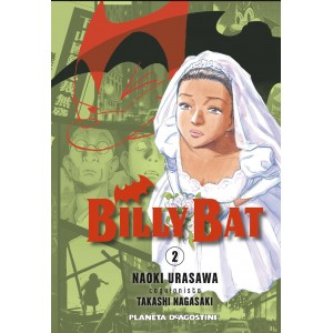 Billy Bat Nº 02