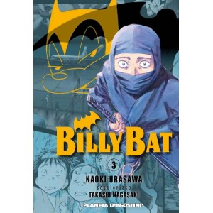 Billy Bat Nº 03