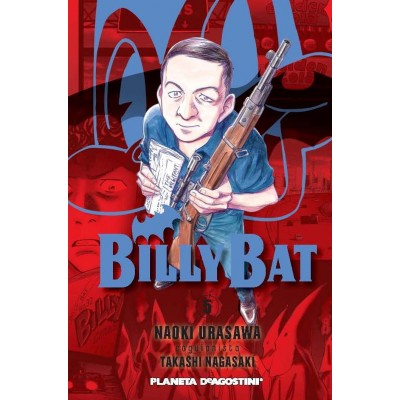 Billy Bat Nº 05