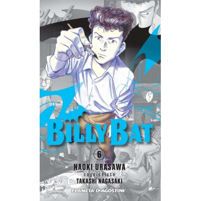 Billy Bat Nº 06