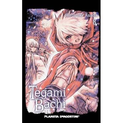 Tegami Bachi Nº 08