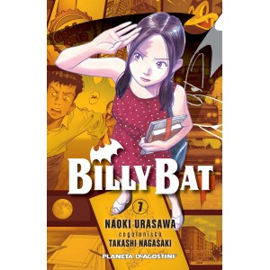 Billy Bat Nº 07