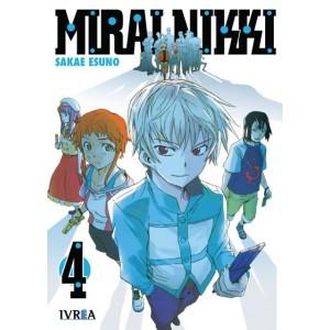 Mirai Nikki nº 04