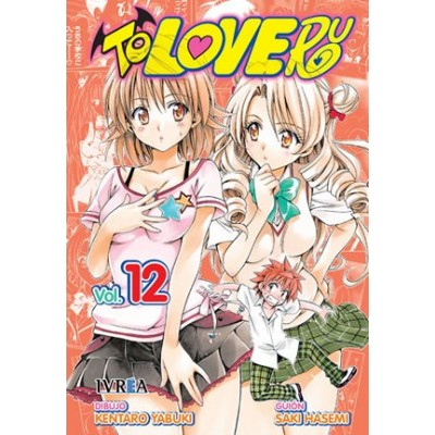 To-Love Ru Nº 12