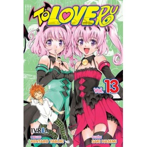 To-Love Ru Nº 13