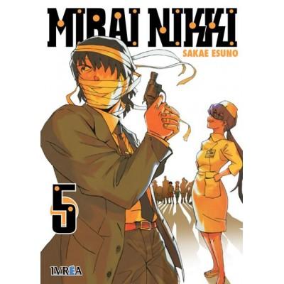 Mirai Nikki nº 05