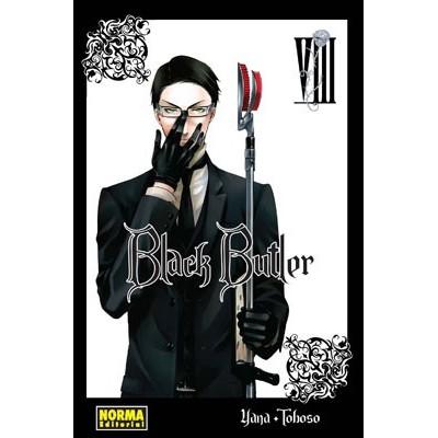 Black Butler nº 08