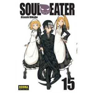 Soul Eater nº 15