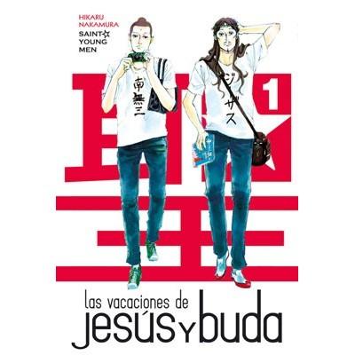 Las Vacaciones de Jesus y Buda Nº 01