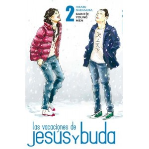 Las Vacaciones de Jesús y Buda Nº 02