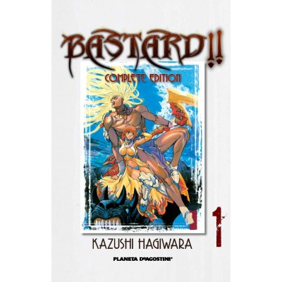 Bastard!! Complete Ed. Nº 01