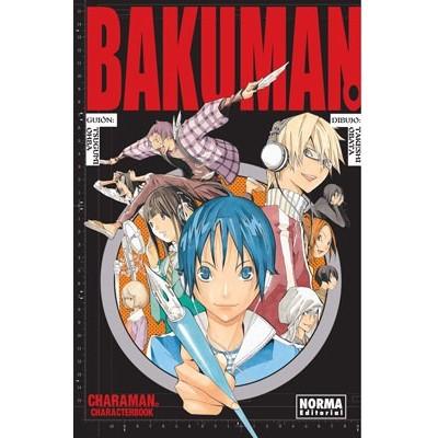 Bakuman Charaman