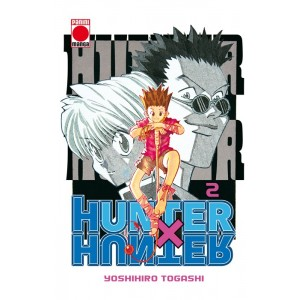 Hunter x Hunter nº 02