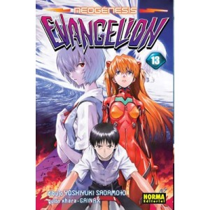 Neon Genesis Evangelion Nº 13