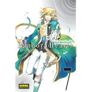 Pandora Hearts nº 07