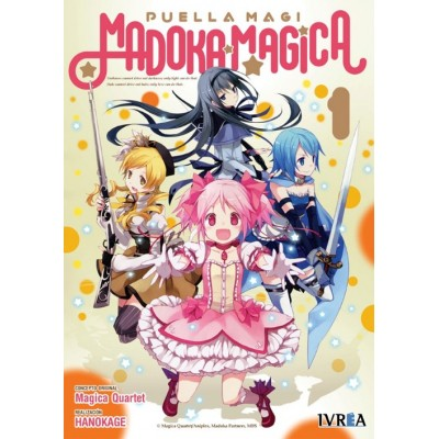 Madoka Magica nº 01