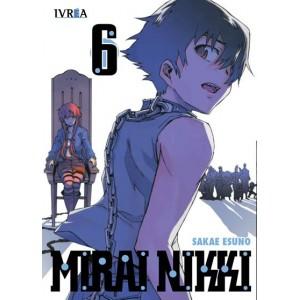 Mirai Nikki nº 06