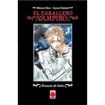 El Caballero Vampiro - Corazón de Hierlo (Novela)