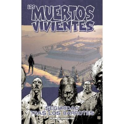 """Los Muertos Vivientes Nº 03 """"Seguridad tras los Barrotes"""""""