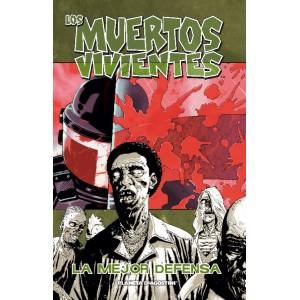 """Los Muertos Vivientes Nº 05 """"La Mejor Defensa"""""""